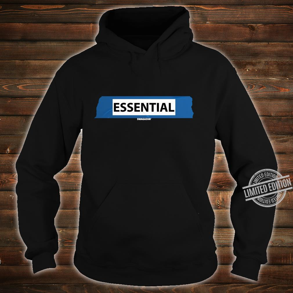 5S Label Essential Swagazon Associate Coworker Swag Shirt hoodie