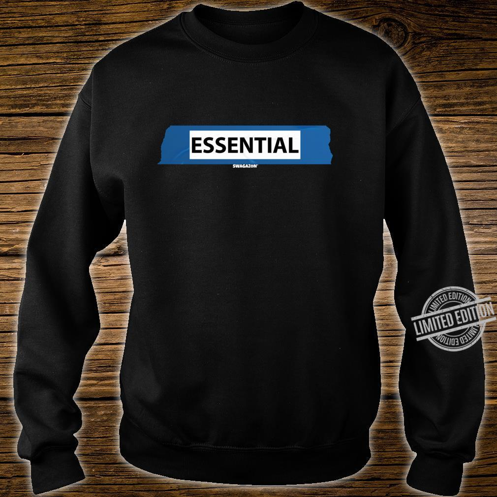 5S Label Essential Swagazon Associate Coworker Swag Shirt sweater