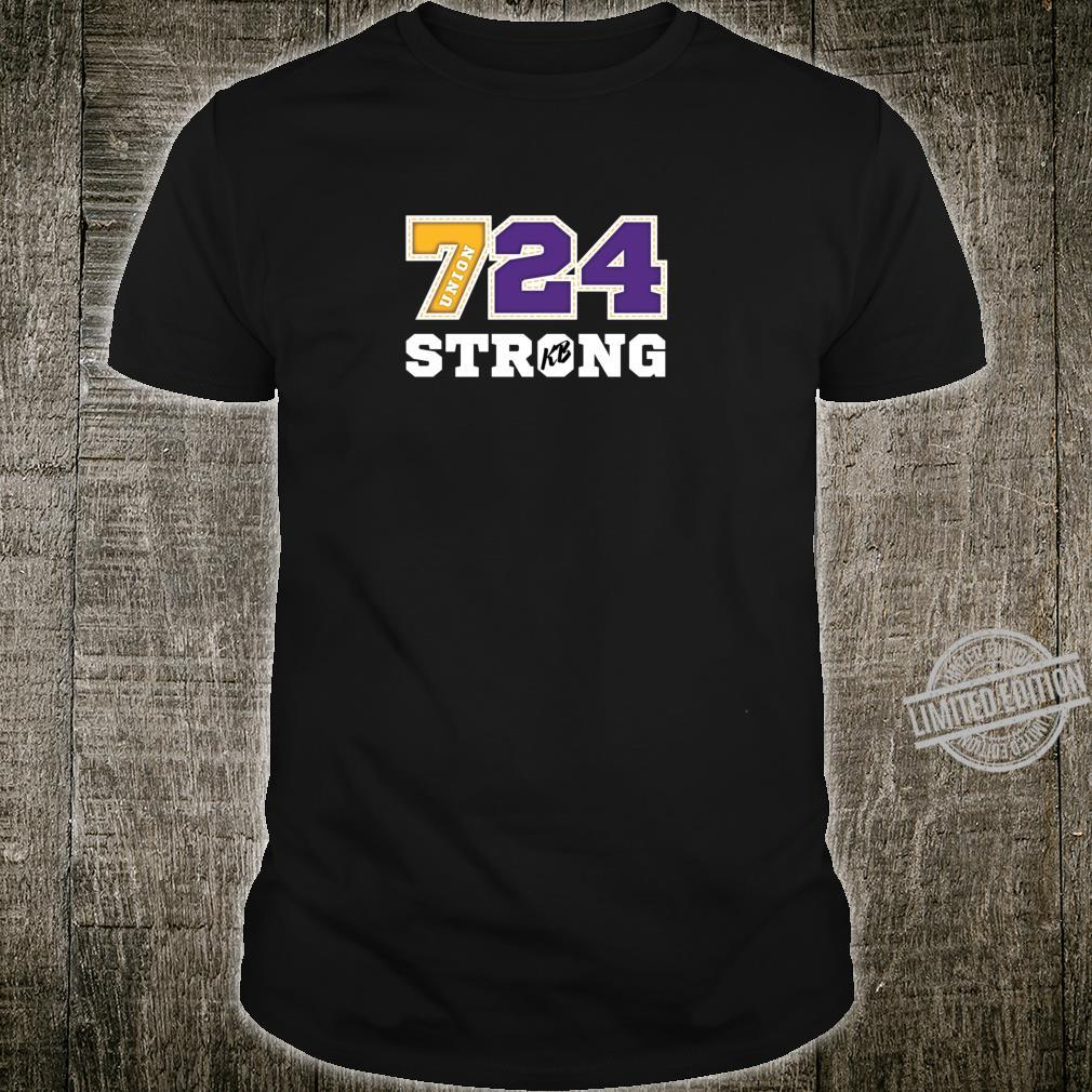 724 Strong Tribute24 Shirt