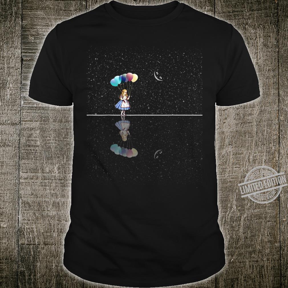 Alice In Wonderland Starry Night Celebration Shirt