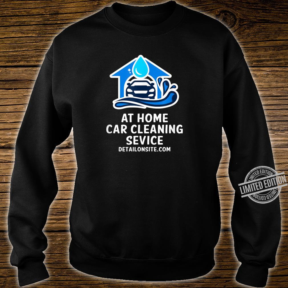 At Home Car Cleaning Service DetailOnSite.com Shirt sweater