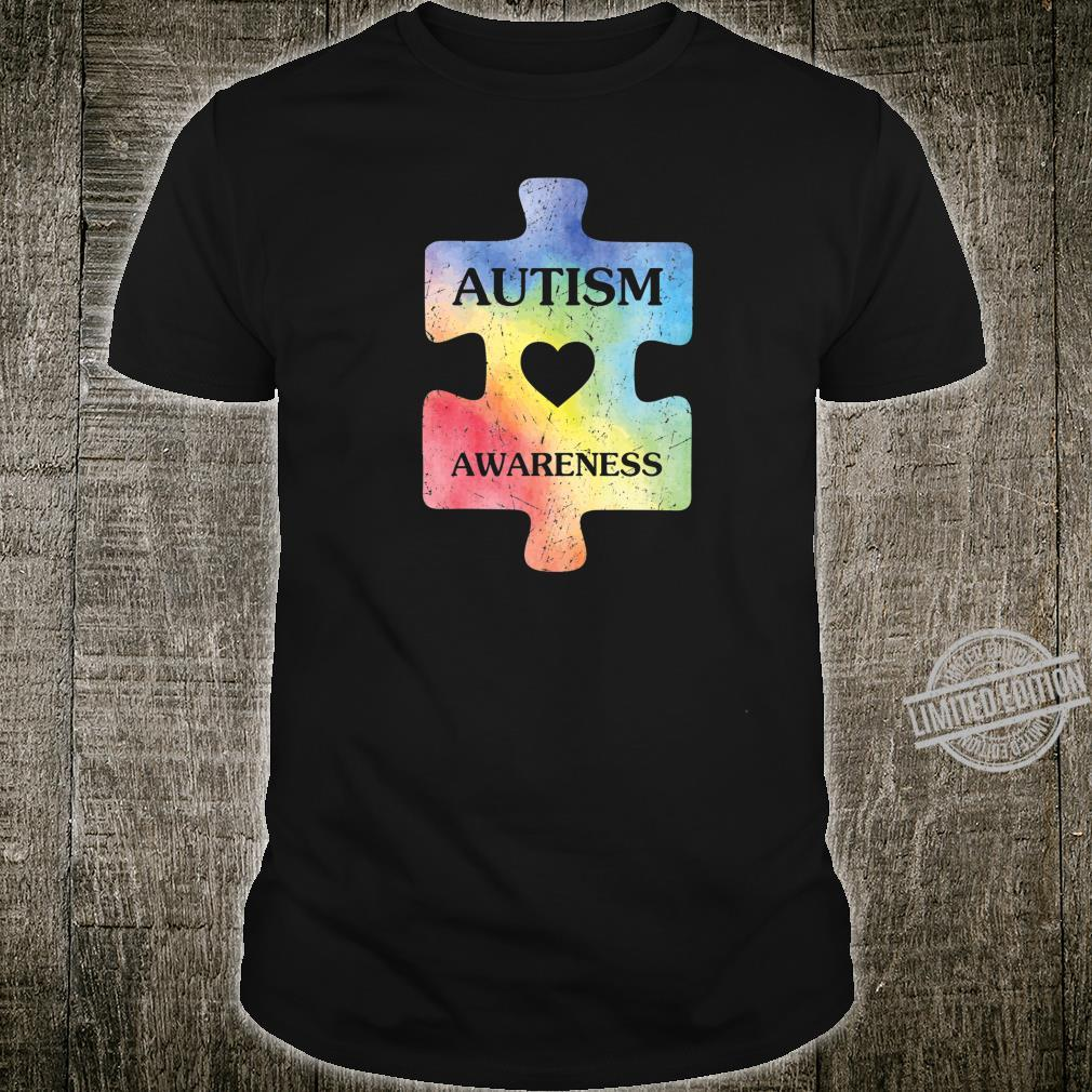 Autism Puzzle Clothing Cute Autism Awareness Shirt