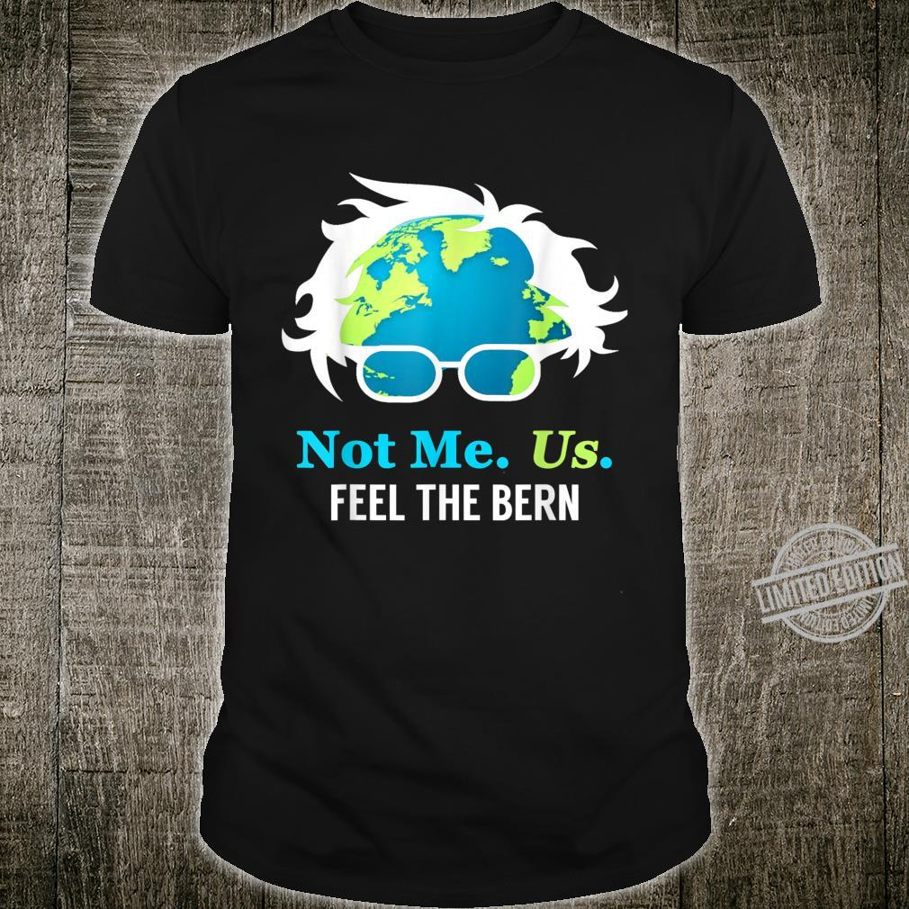 Bernie Sanders Shirt Sanders 2020 Apparel Feel The Bern Shirt