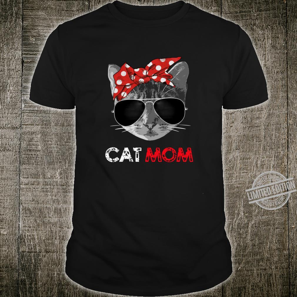 Cat Mom Shirt Mother's Day for Cats Shirt
