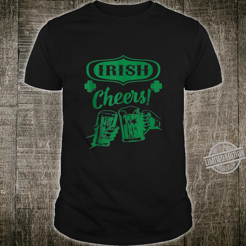 Cheers Good Health St. Patrick's Day Shirt