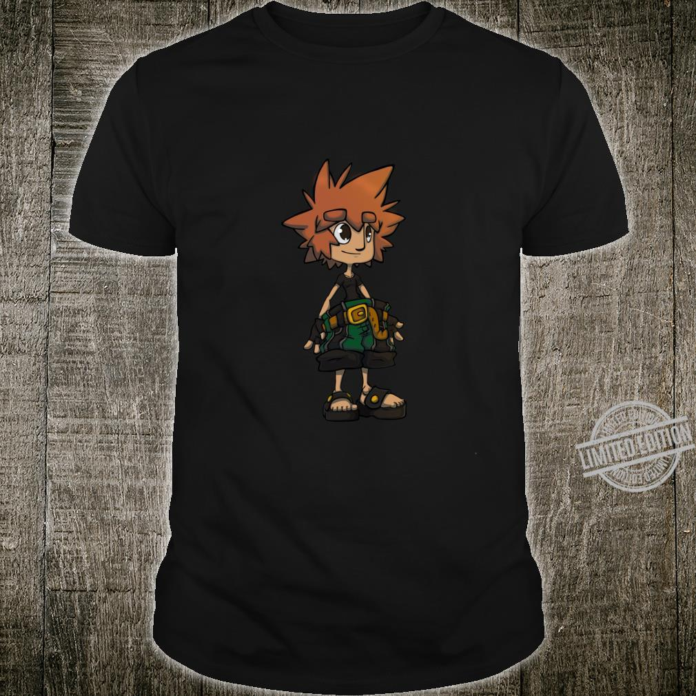 Cute Original Anime Chibi Sye Shirt
