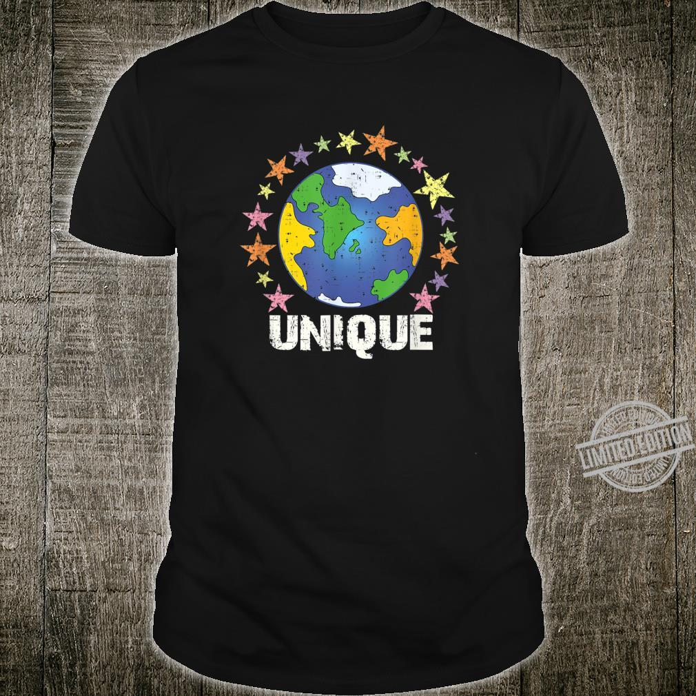 Earth Human Freedom, Human Rights, Nature Conservation Shirt