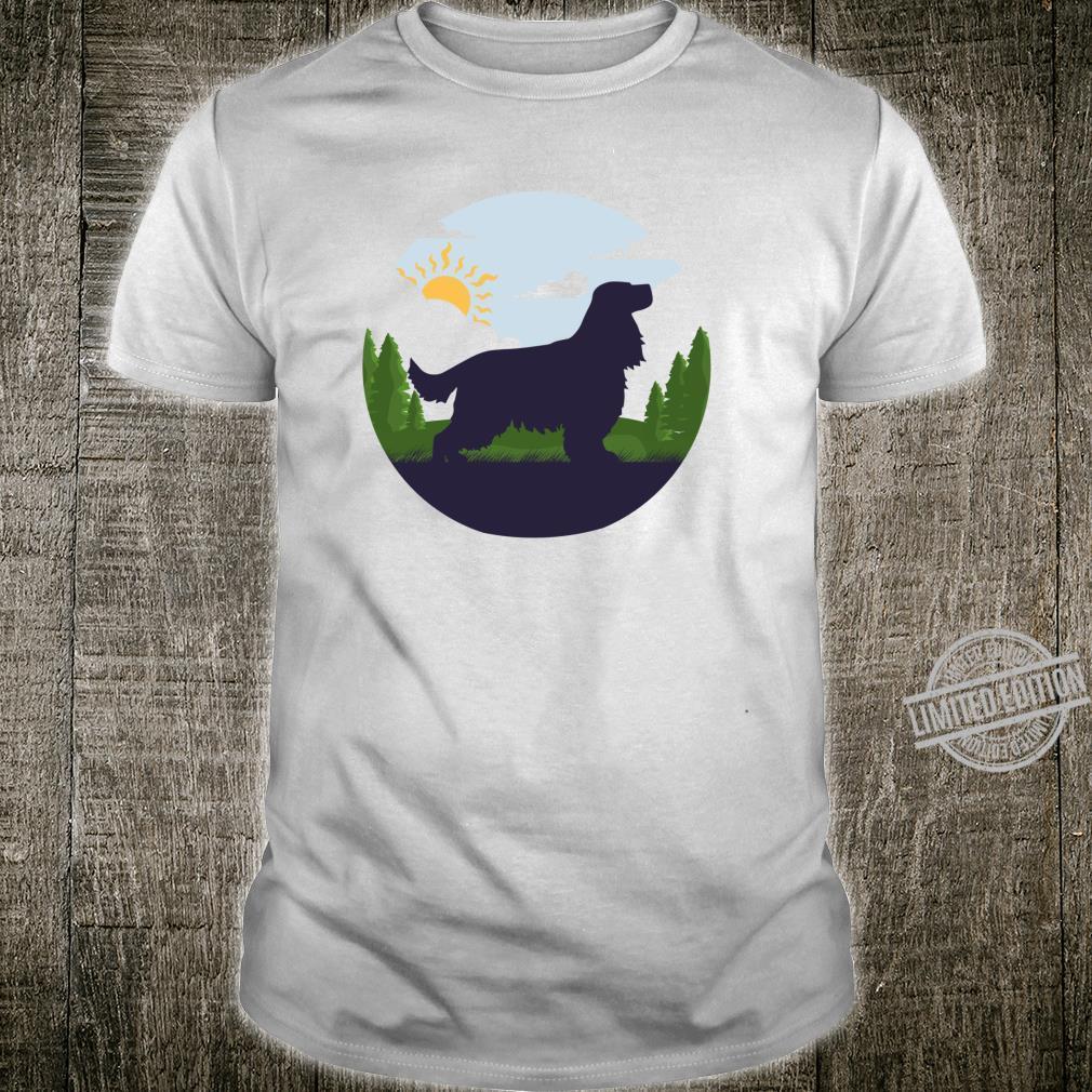 English Springer Spaniel Kapuzenpullover Geschenk Idee Shirt