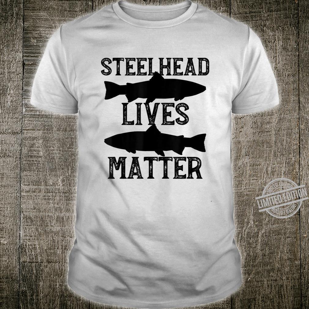 Funny Steelhead Trout Fishing Saltwater Fresh Shirt