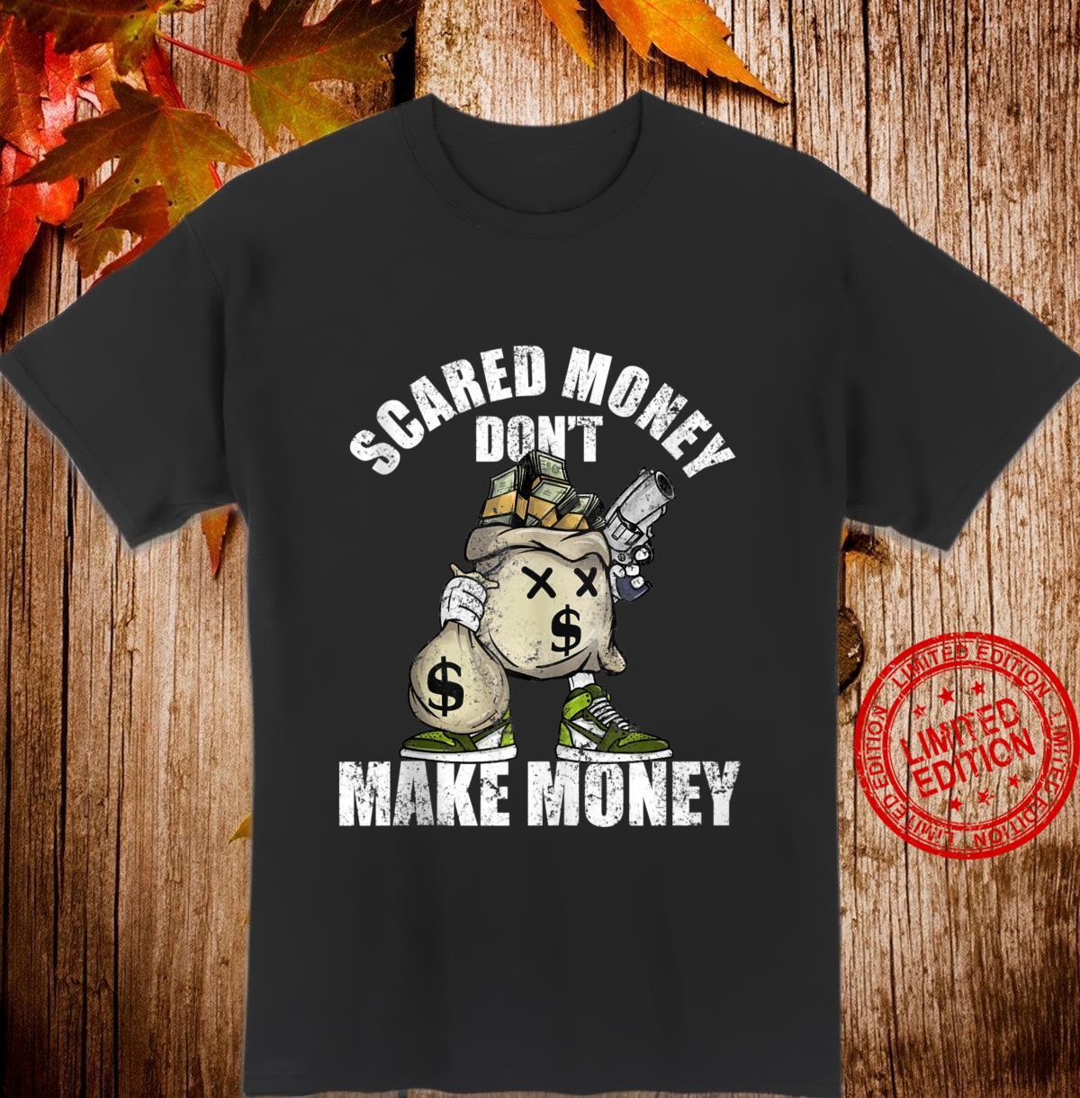 Hip Hop Dope for Entrepreneurs Hustle Hard Shirt
