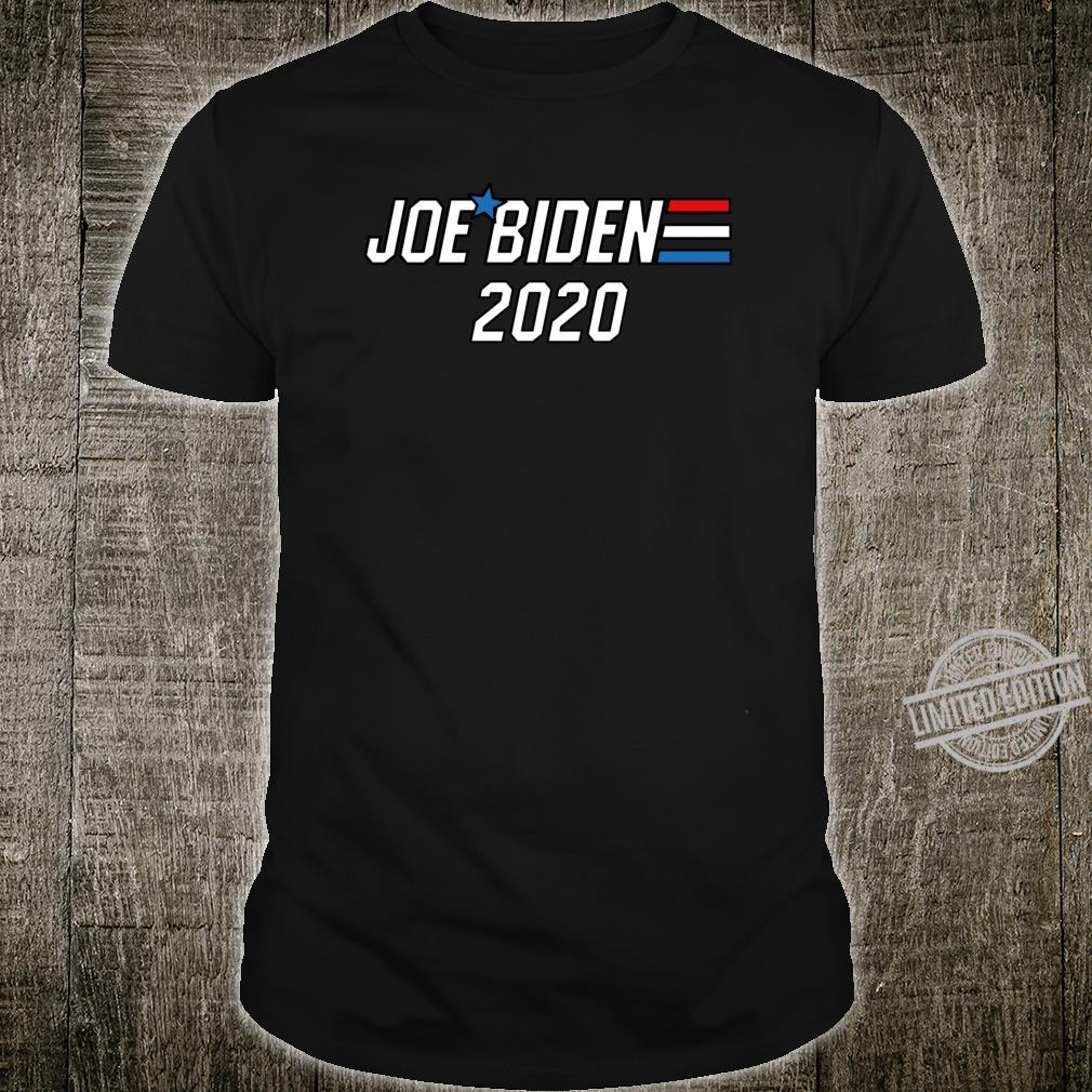 Joe Biden 2020 Democratic Campaign Vote Democrat Election Shirt