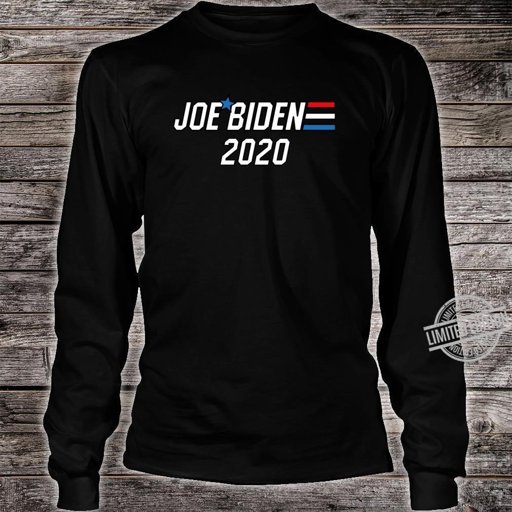 Joe Biden 2020 Democratic Campaign Vote Democrat Election Shirt long sleeved