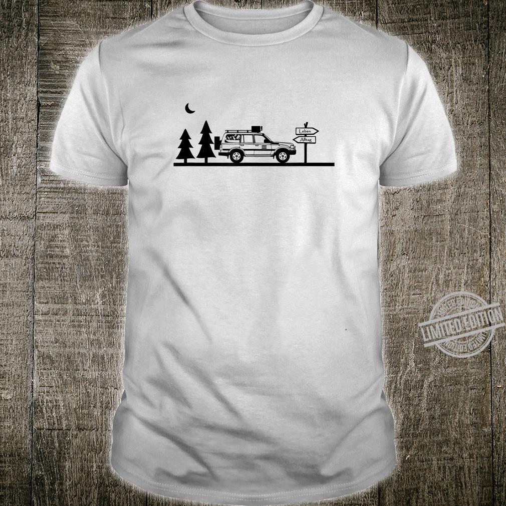 LebenAlltag Camping Offroad Shirt