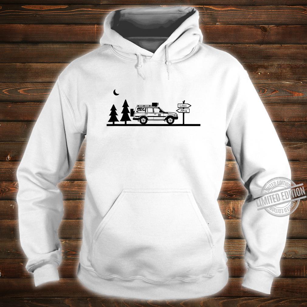 LebenAlltag Camping Offroad Shirt hoodie