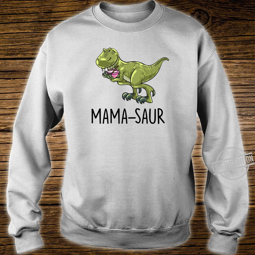 Mamasaur Baking Dinosaur Dino Animal Mother Mom Shirt sweater