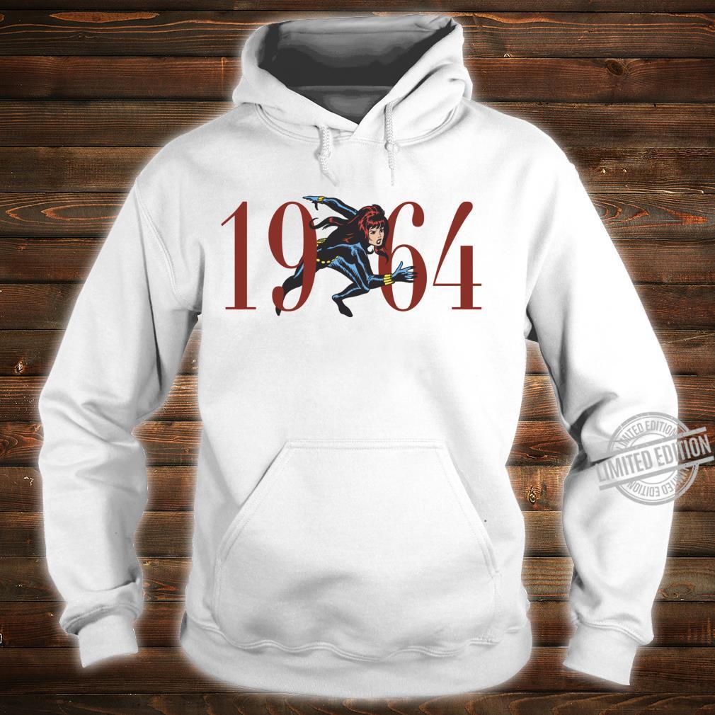 Marvel Black Widow 1964 Langarmshirt Shirt hoodie