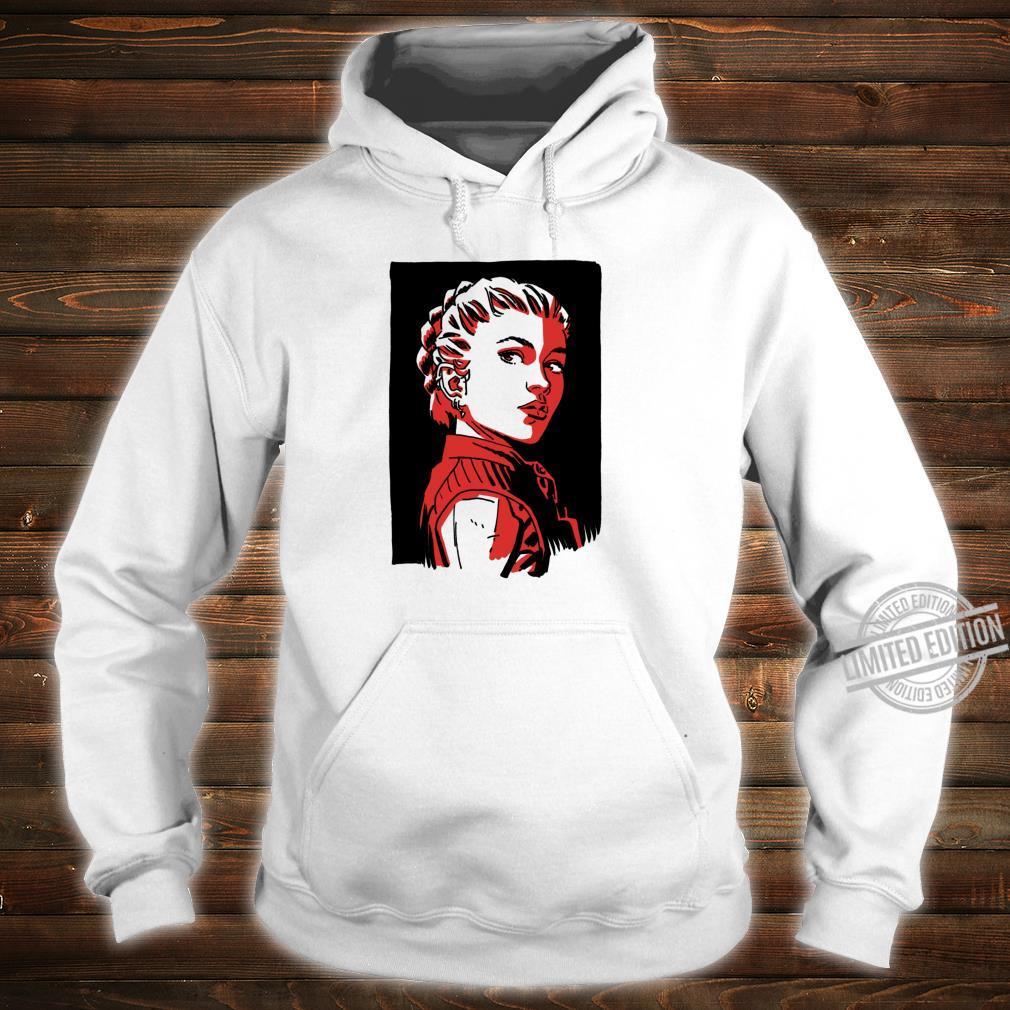 Marvel Black Widow Yelena Dramatic Shirt hoodie
