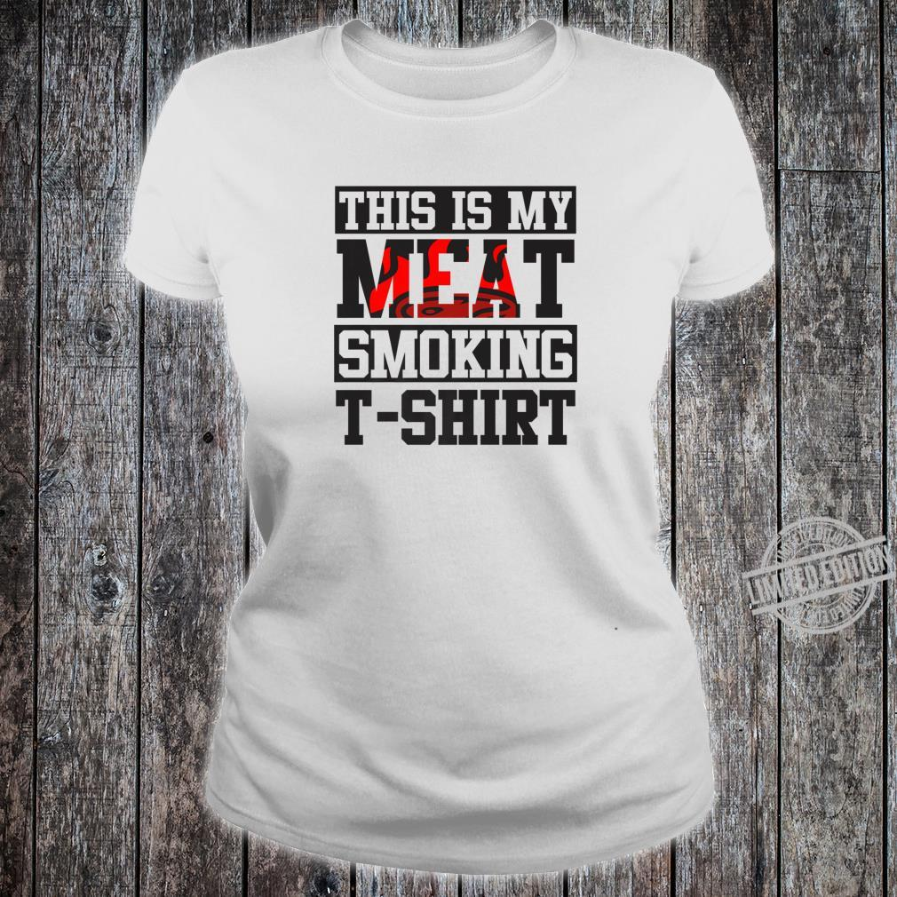 Meat shirt backyard bbq meat grilling Shirt ladies tee