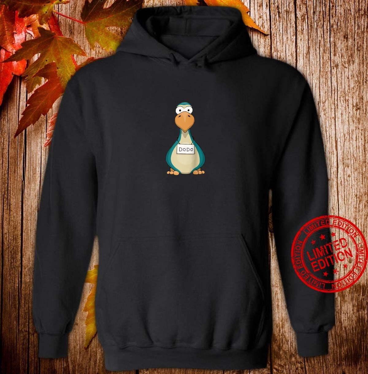 Remember This Bird Funky Cute Dodo Mug Shot Shirt hoodie