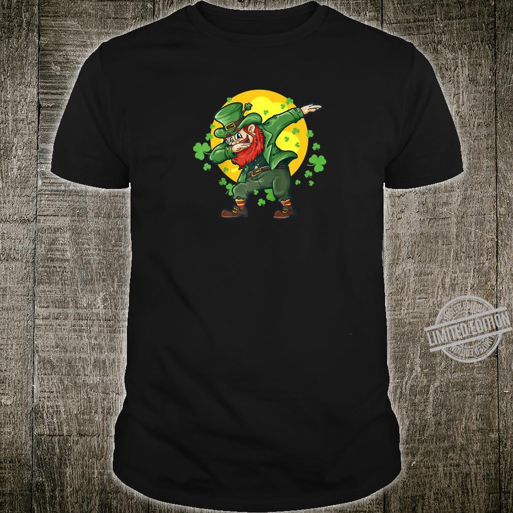 St. Patrick's Day Dabbing Leprechaun Irish Shirt
