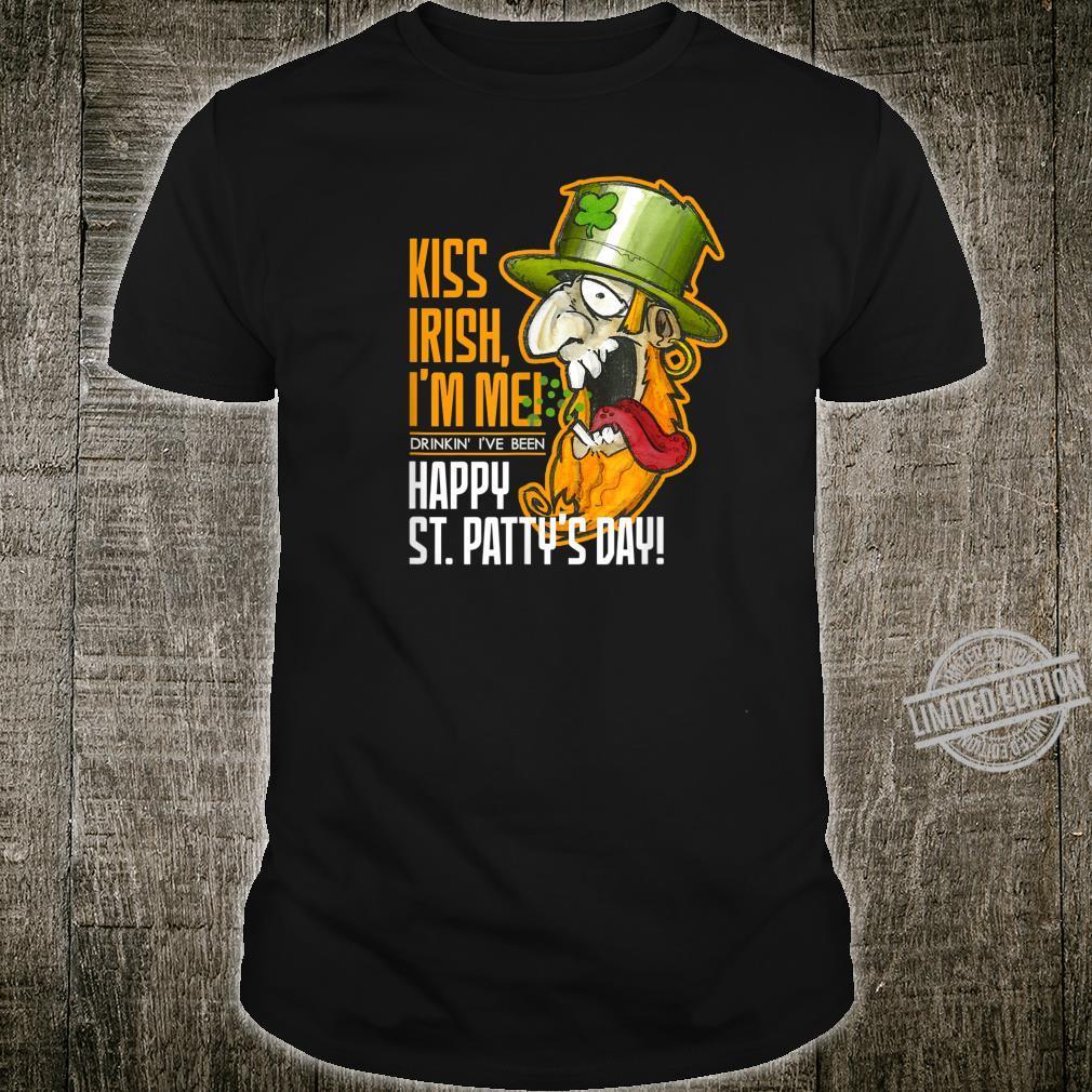 St. Patty's Day Kiss Irish Shirt
