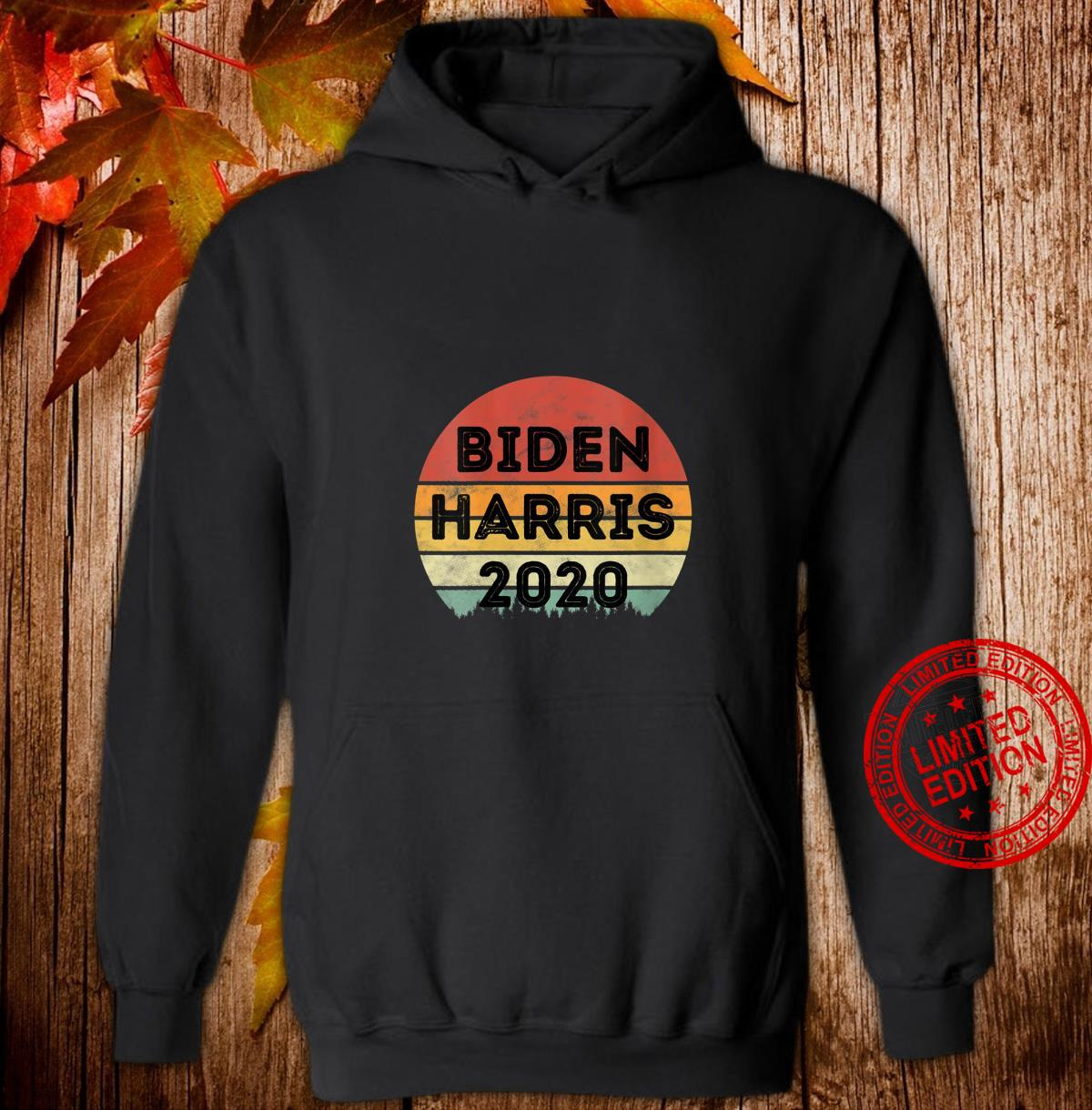 Womens Biden Harris 2020 Joe Biden Kamala Harris Vintage Shirt hoodie