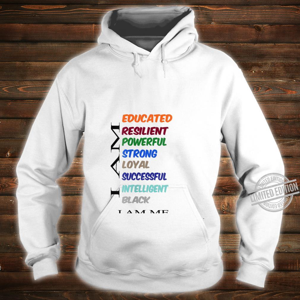 Womens I AM Shirt hoodie