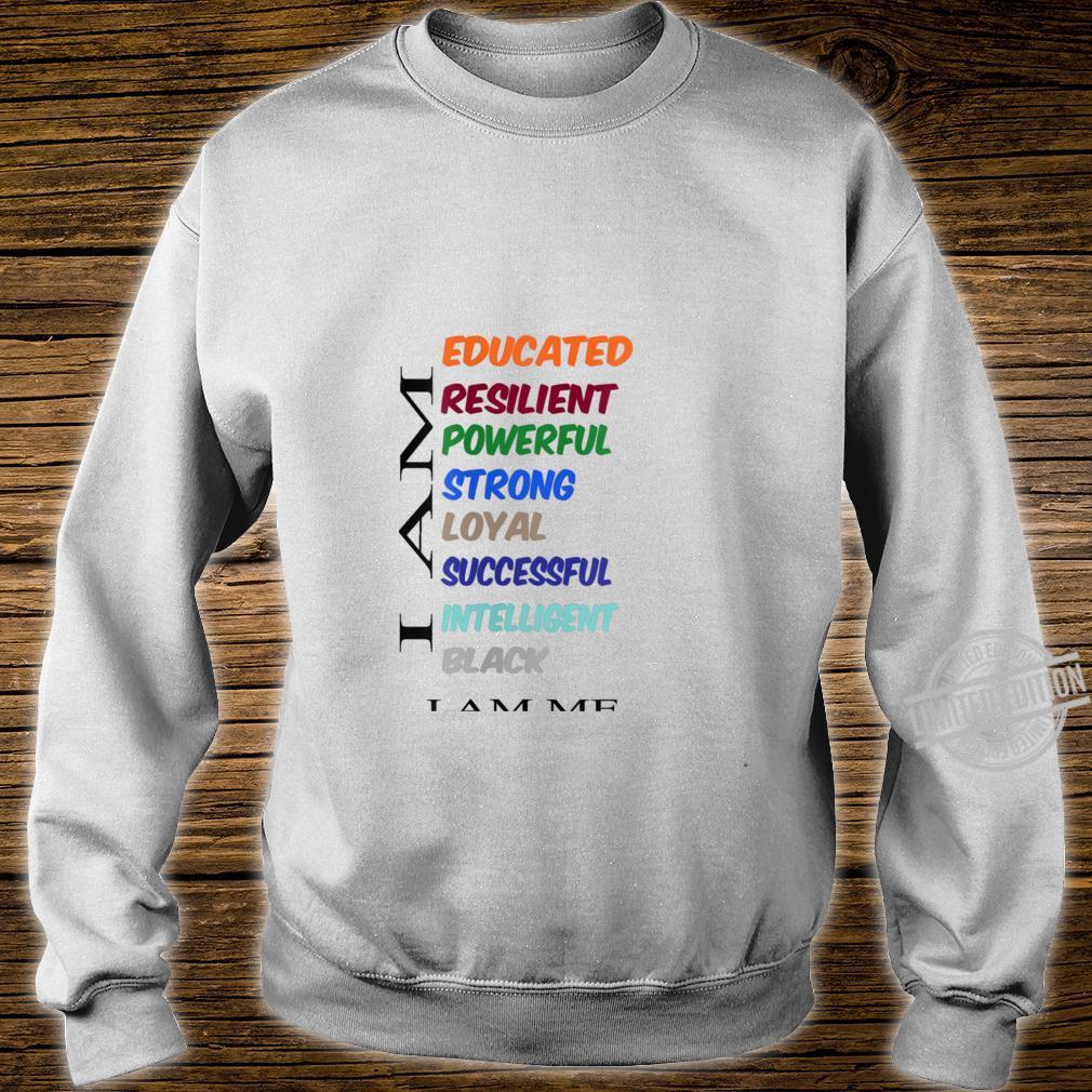 Womens I AM Shirt sweater