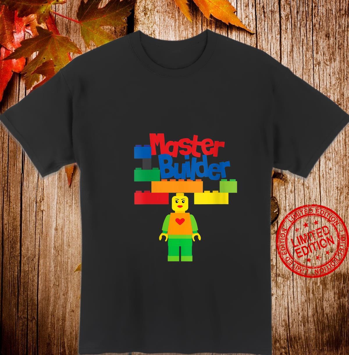 Womens Master Builder Shirt