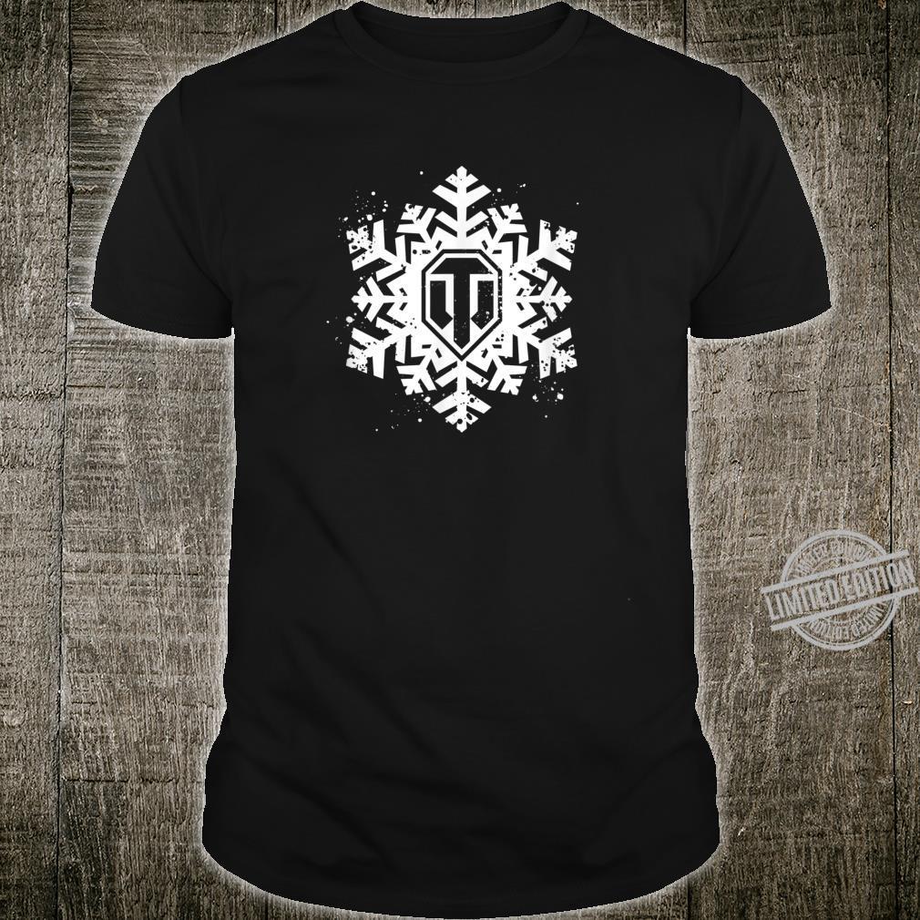 World of Tanks Snowflake Shirt